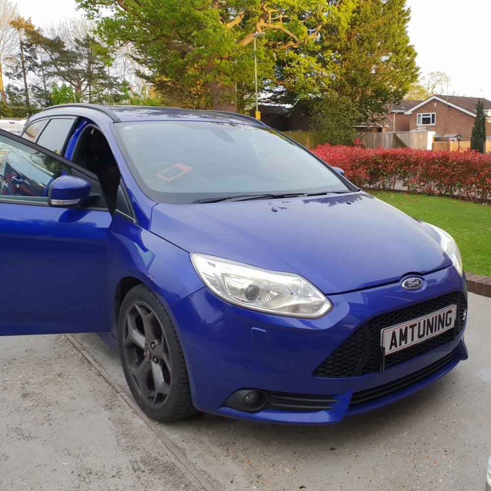 Focus ST3 Remapped by AMTuning.uk