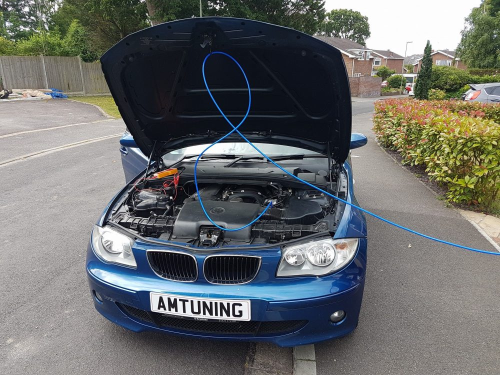 BMW 116i Hydro Clean by AMTuning.uk