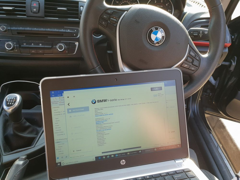 BMW OBD Remaps by AMTuning.uk