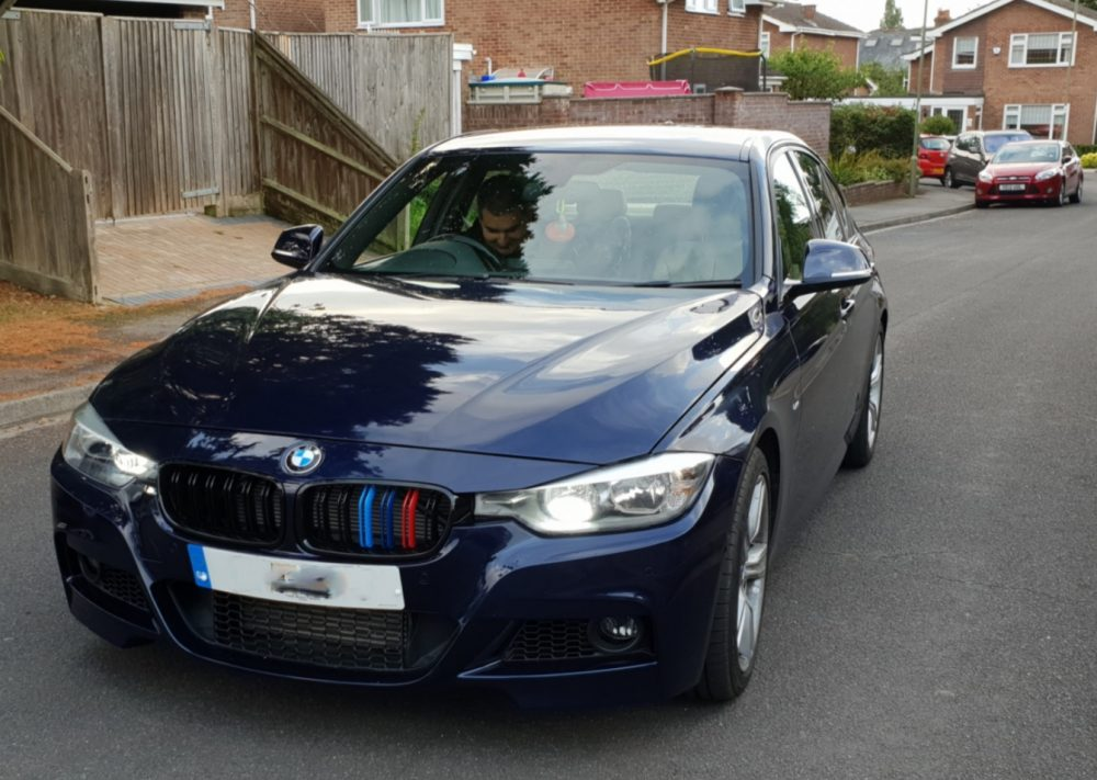 BMW 330D Remap by AMTuning.uk Portmouth