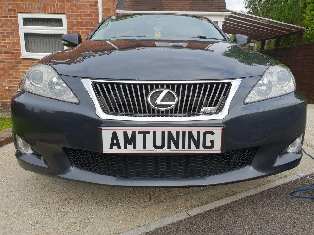 Lexus Remap by AMTuning.uk Portsmouth