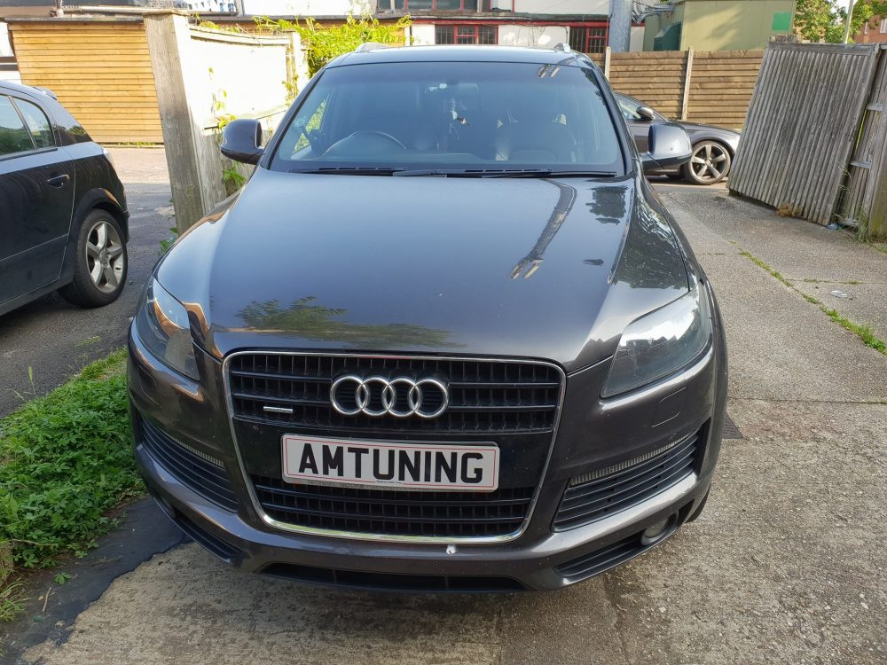 Audi Q7 Stage 1 by AMTuning.uk Hampshire