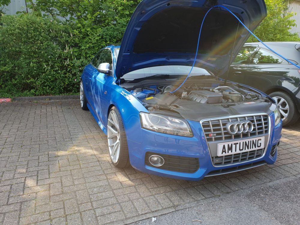 Audi S5 Hydrogen Carbon Clean by AMTuning.uk Portsmouth