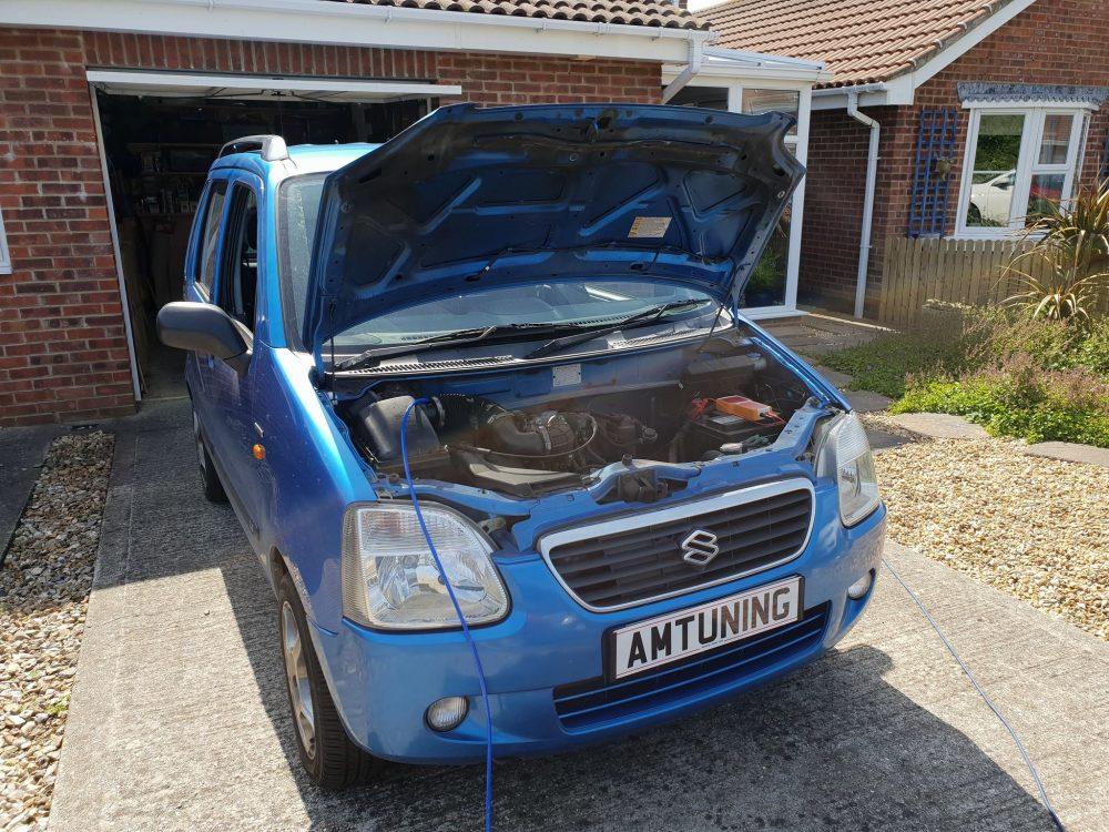 Wagon R Hydro Clean