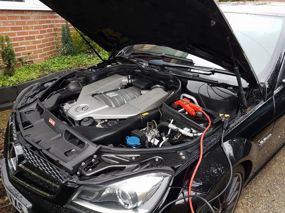 Stage 1 C63 Remap 520BHP Remap by AMTuning.uk Portsmouth