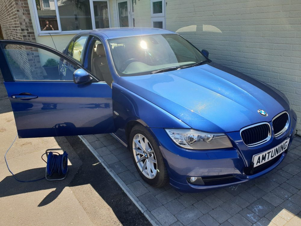 BMW 316D Stage 1 Remap AMTuning.uk Portsmouth