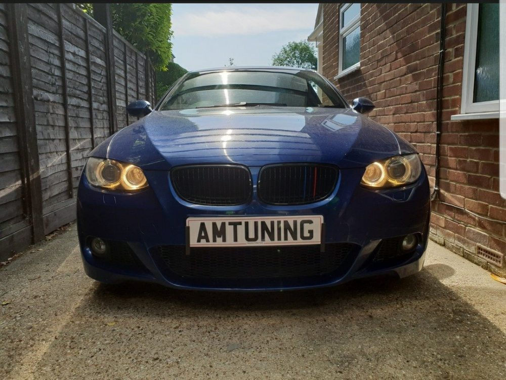BWM 320i Stage 1 Remap by AMTuning.uk Portsmouth