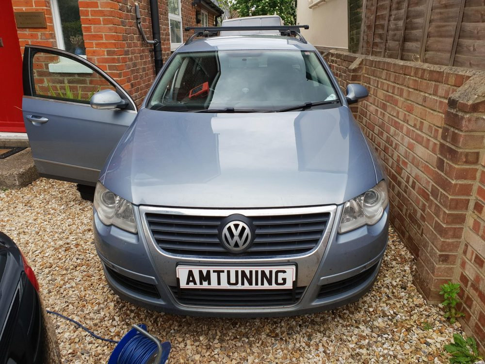 Passat Remap by AMTuning.uk Hampshire