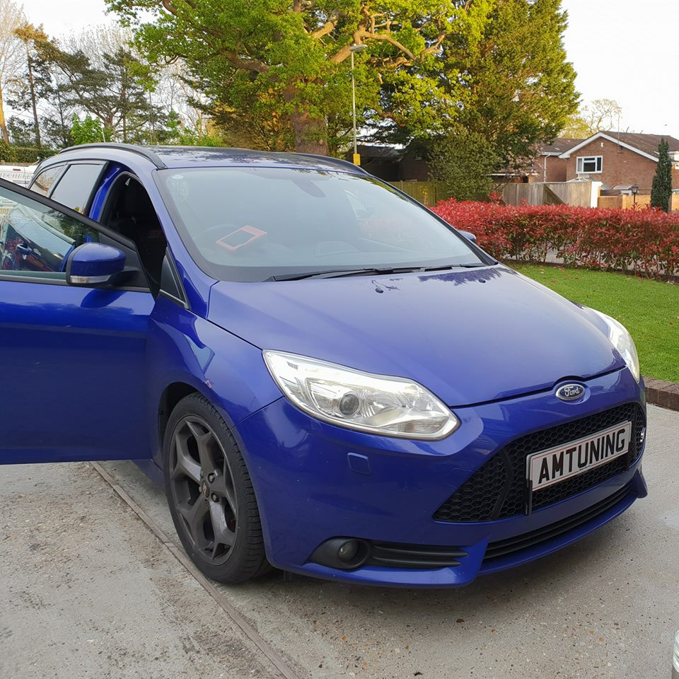 Ford Focus Stage 1 Remap by AMTuning.uk Portsmouth