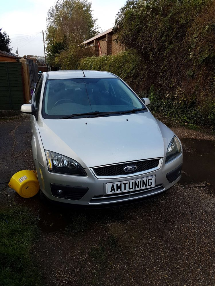 Ford Focus 1.8TDCI Remap by AMTuning.uk Southampton