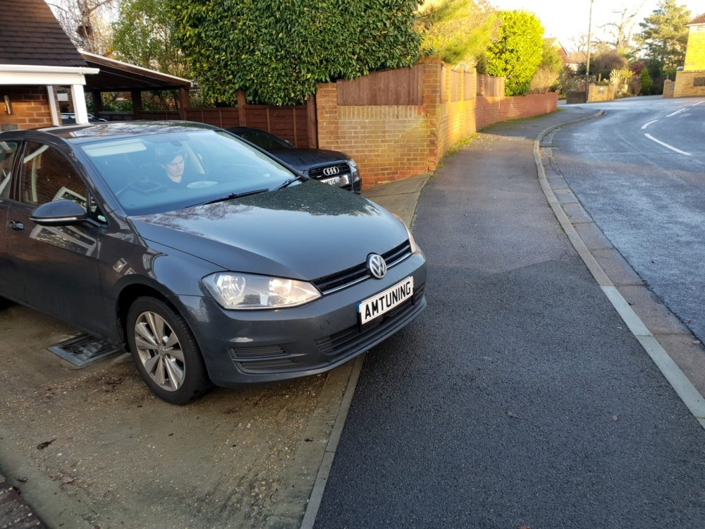 Golf 1.6TDI Remap by AMTuning Portsmouth