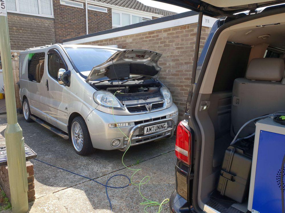 Hydrogen Engine Clean by AMTuning Gosport