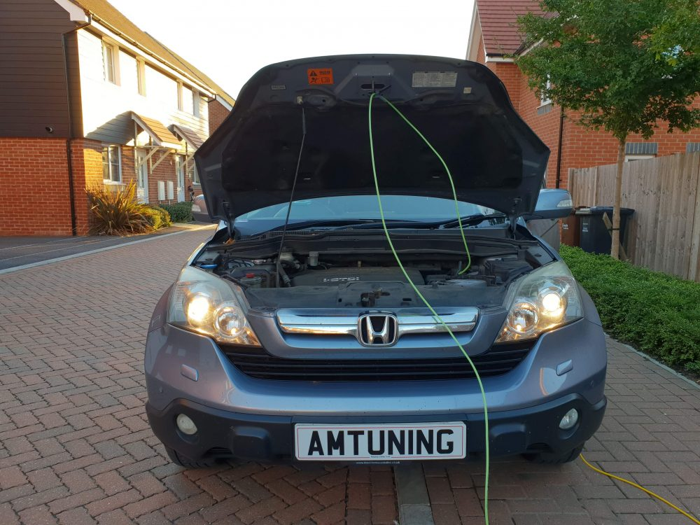 Honda Hydrogen Clean by AMTuning Andover