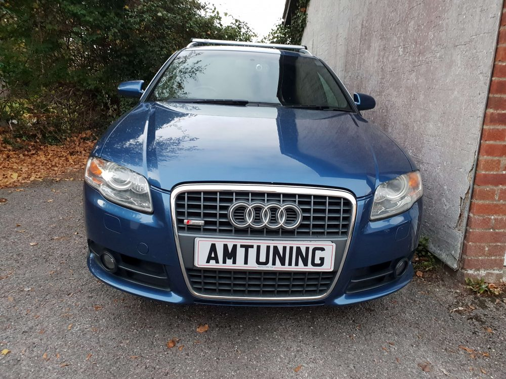 Audi A4 Hydrogen Clean by AMTuning Southampton