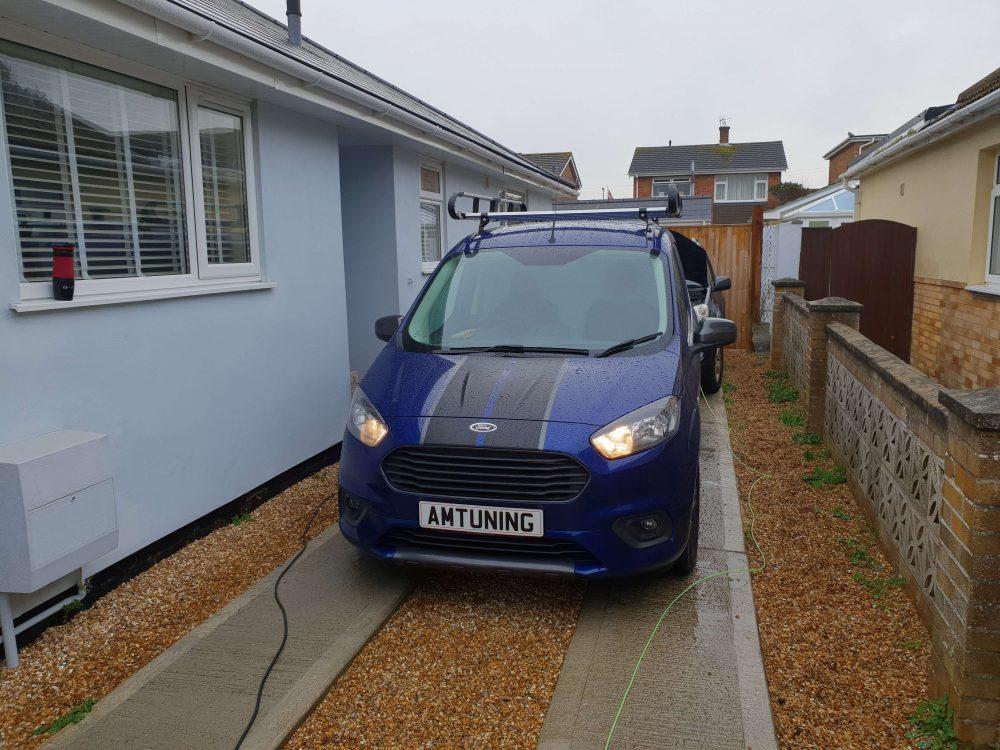 Ford Connect 1.5TDCI Remap by AMTuning Hayling Island