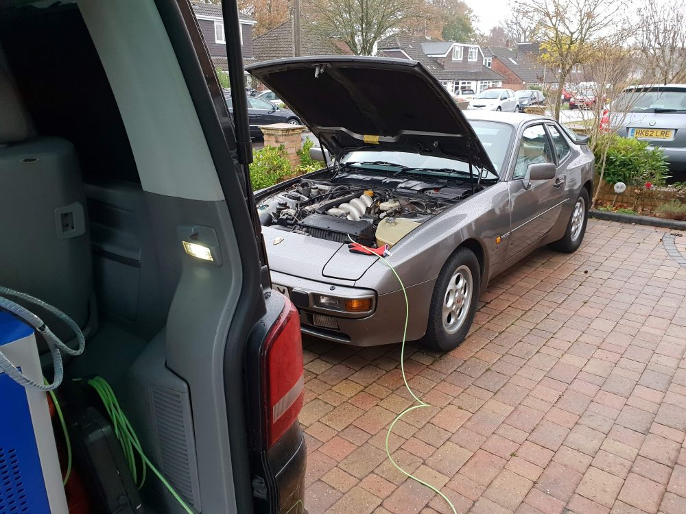 Porsche Hydro Clean Waterlooville by AMTuning
