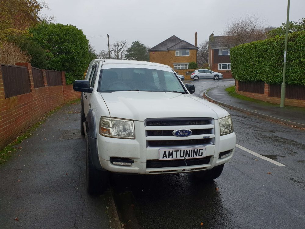 Ford Ranger Remap by AMTuning Hampshire