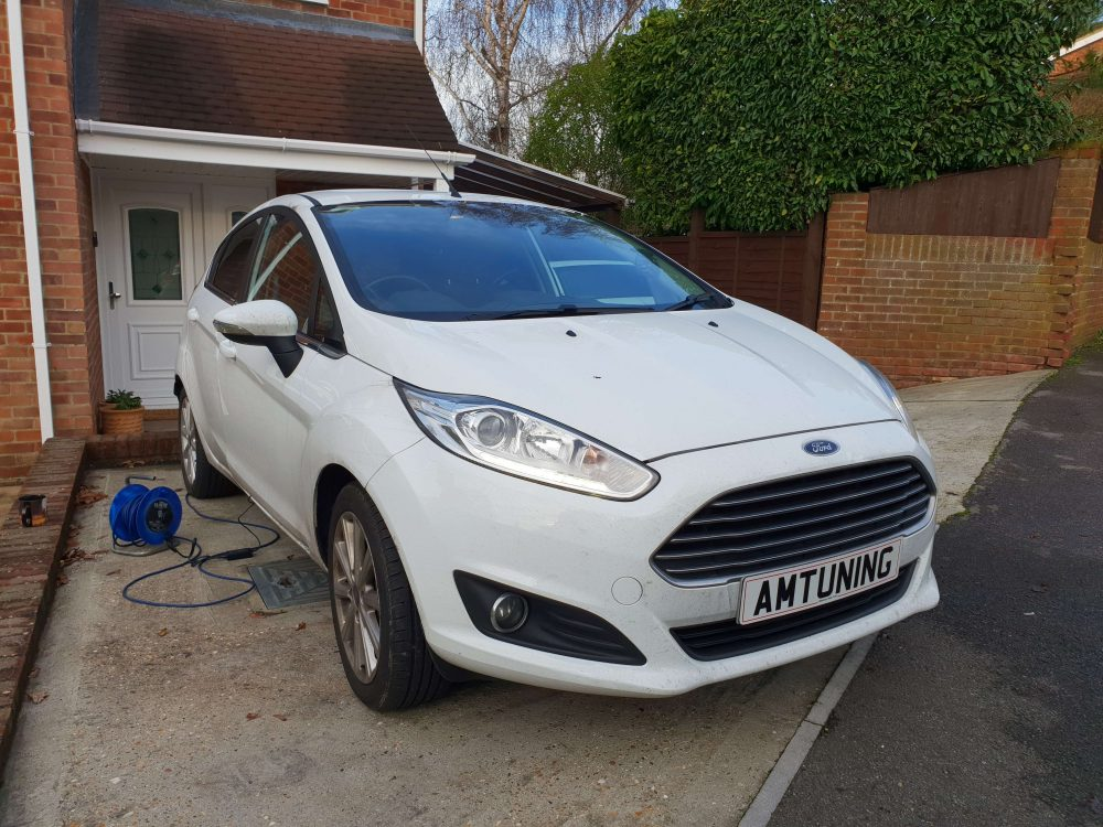 Ford Fiesta Remap by AMTuning.uk Hampshire