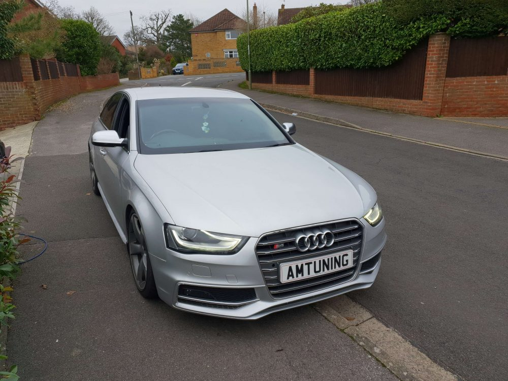 Audi S4 Remap by AMTuning Portsmouth