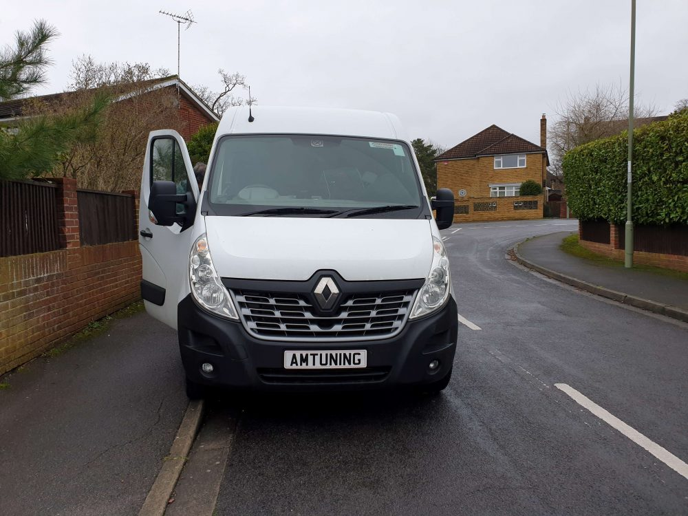 Renault Master Remap by AMTuning Portsmouth