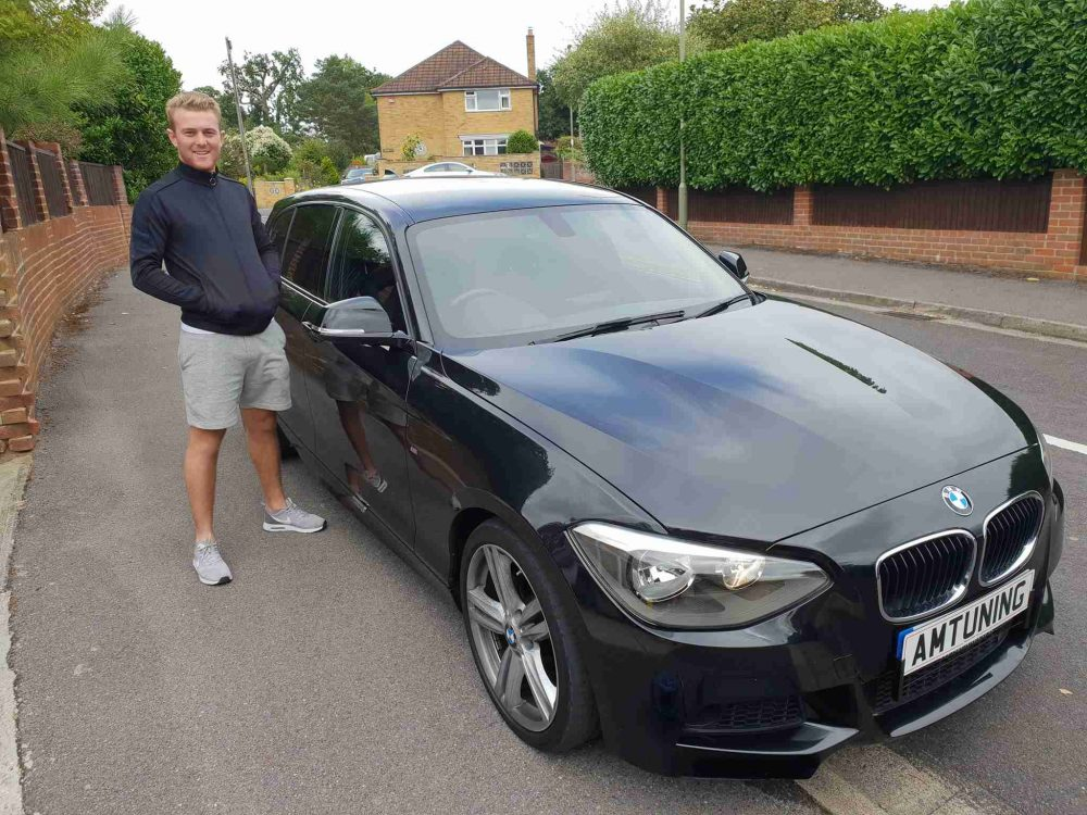 BMW 114I 250BHP Stage 1 Remap by AMTuning.uk