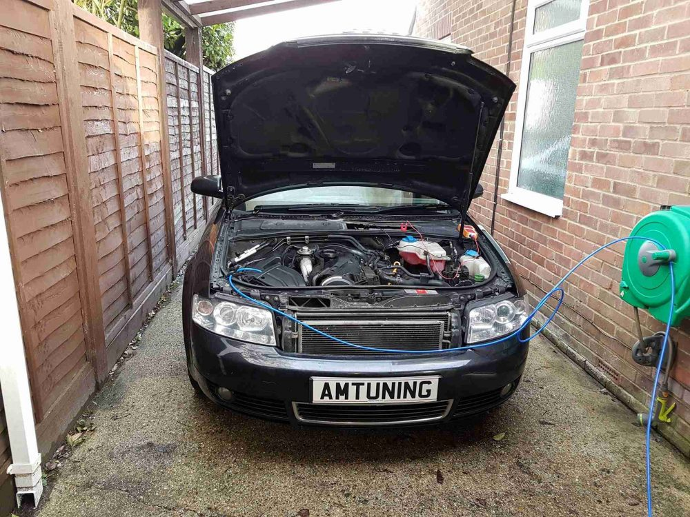 A4 Carbon Clean by AMTuning.uk Portsmouth
