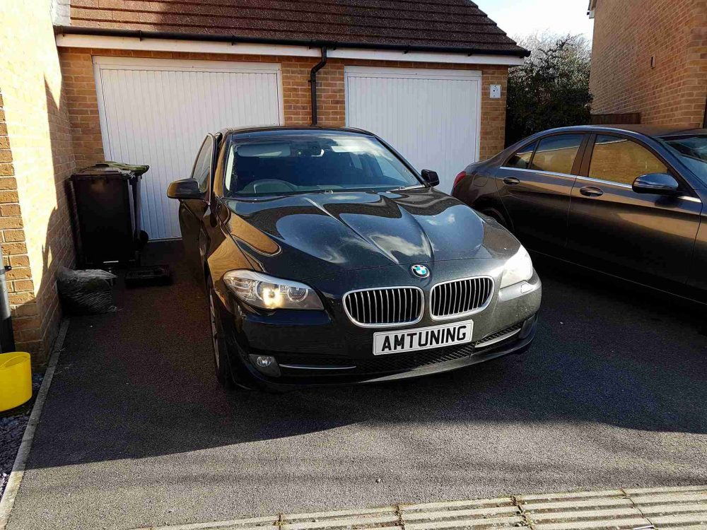 BMW 520 OBD Remap by AMTuning.uk Portsmouth