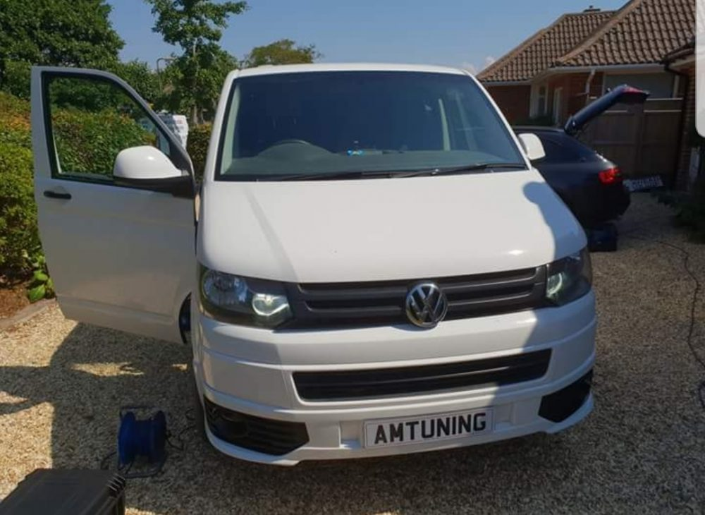 Transit T5 Remap by AMTuning Hampshire