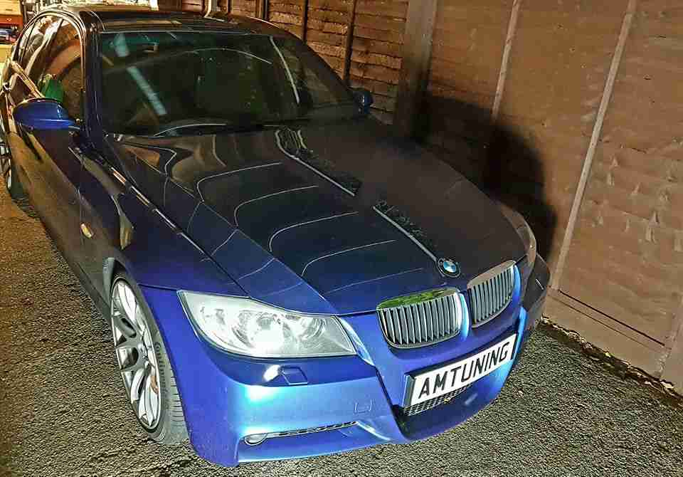 BMW 335D Performance Remap by AMTuning.uk