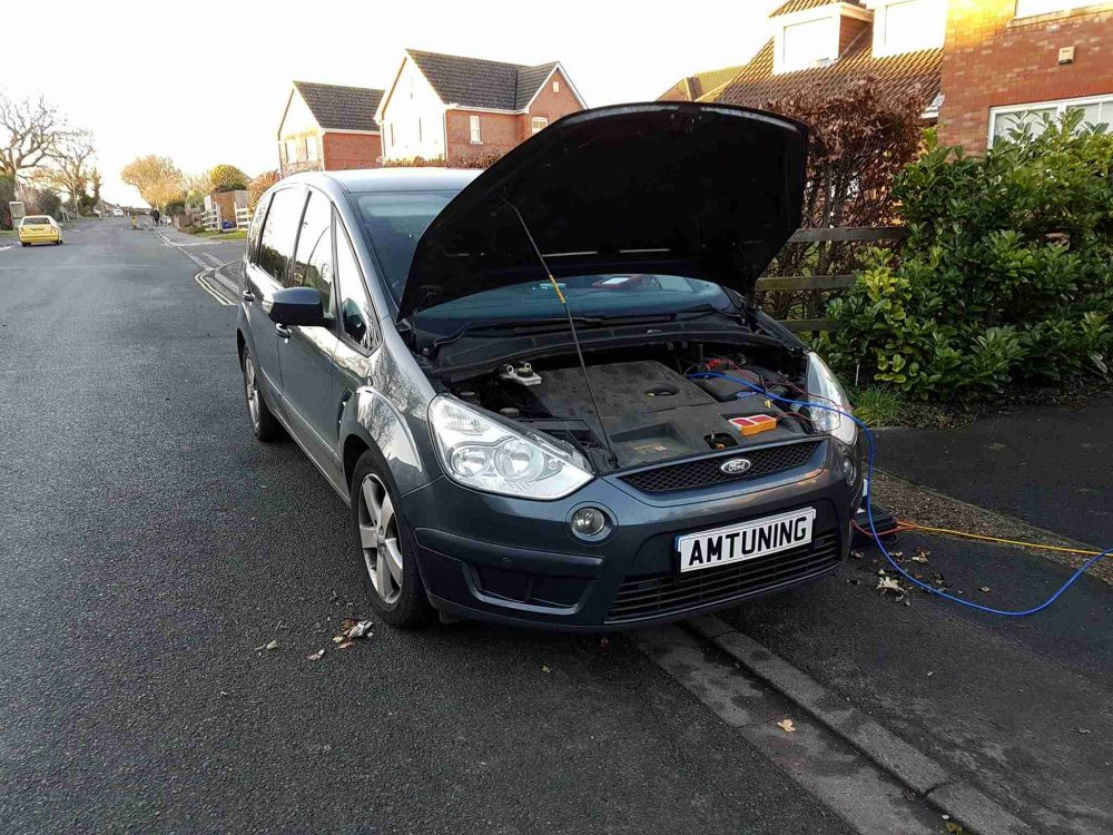 ford SMax Eco tuning Clean by AMTuning.uk